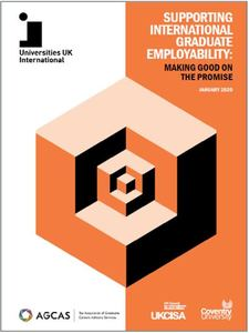International graduate employability report