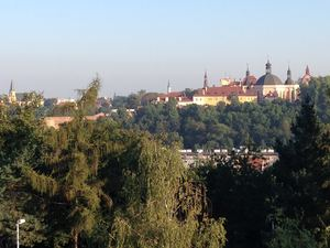 View from Prague Congress Centre - EAIE 2014