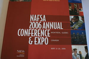 NAFSA Conference Program 2006